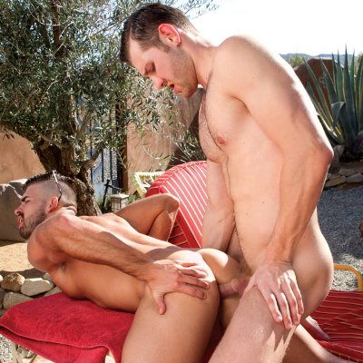 Jacob Peterson nails Jonah Fontana - Falcon Studios photo gallery