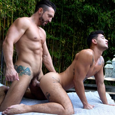 Jimmy Durano fucks Ricky Roman - Cocky Boys photo gallery