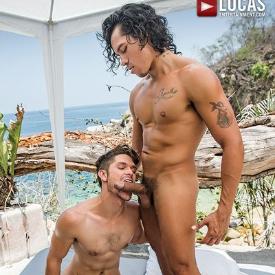 Alejandro Castillo tops Devin Franco - Raw - Lucas Entertainment photo gallery