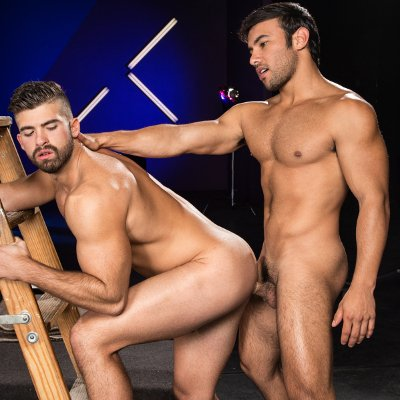 Dorian Ferro nails Jonah Fontana - Raging Stallion photo gallery