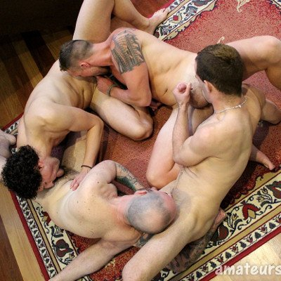 Leo, Jonny, Randy and Jaxon - Amateurs Do It photo gallery