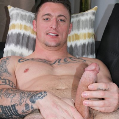 Dane Stewart rubs one out - Active Duty photo gallery