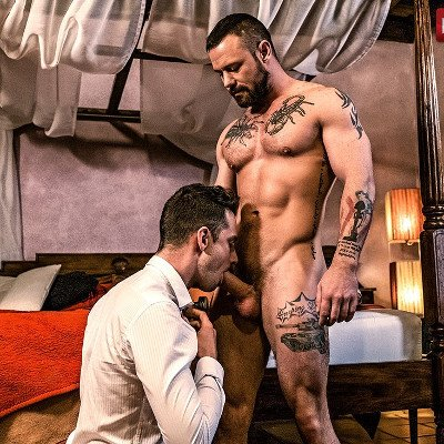 Sergeant Miles and Damon Heart - Raw - Lucas Entertainment photo gallery