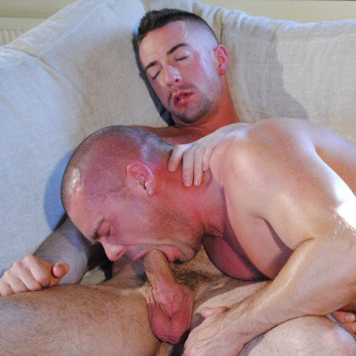 Scott Hunter and Jake Lewis - Hard Brit Lads photo gallery