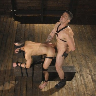 Trenton Ducati dominates Nate Grimes - Kink Men photo gallery