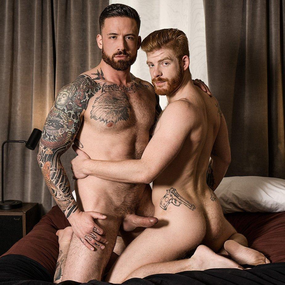 Jordan levine gay porno