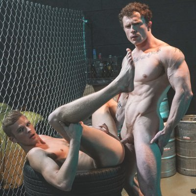 Markie More slams Ty Thomas - Next Door Studios photo gallery