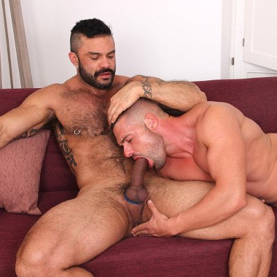 Rogan Richards rams Gabriel Lunna - Raw - Kristen Bjorn photo gallery