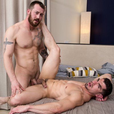 Mark Long fucks Jeremy Spreadums - Next Door Studios photo gallery