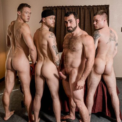 Jaxton Wheeler, Cody Smith, Max Wilde and Pierce Hartman - Raw - Bromo photo gallery