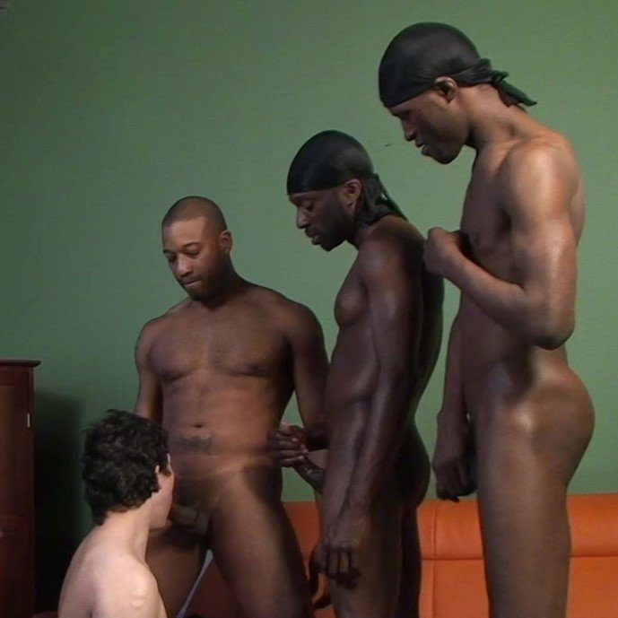Hot Boi, Kamrun, Cash Montague, Tyrese and David West - Jalif Studio photo gallery
