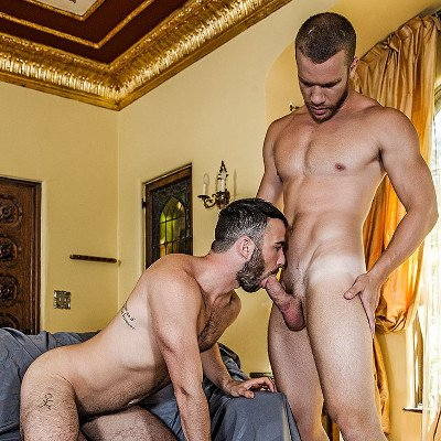 Jake Andrews tops Alex Mason - Raw - Lucas Entertainment photo gallery