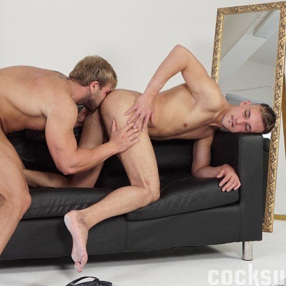 Brick Morewood fucks Martin Polnak - Raw - Cocksure Men photo gallery