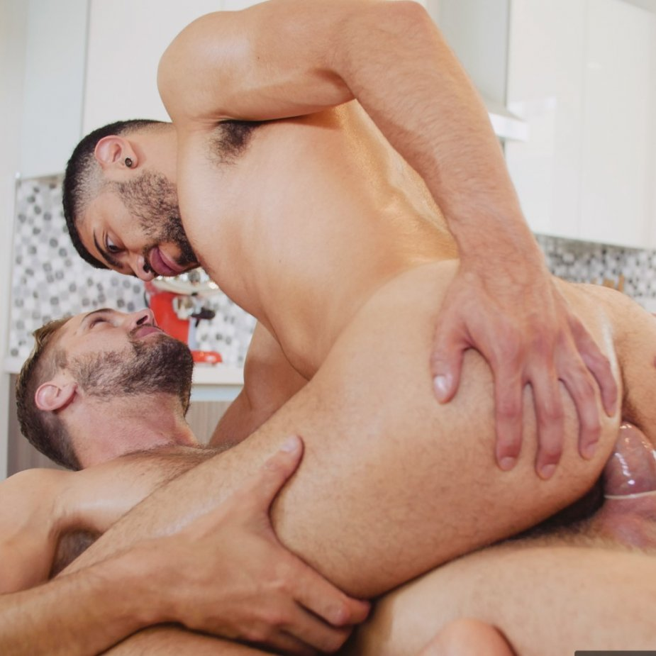 Wesley Woods and Angel Duran - Gay Room photo gallery