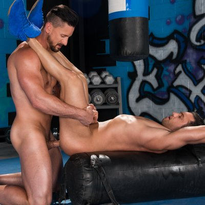 Dakota Rivers pounds Josh Conners - Hot House photo gallery
