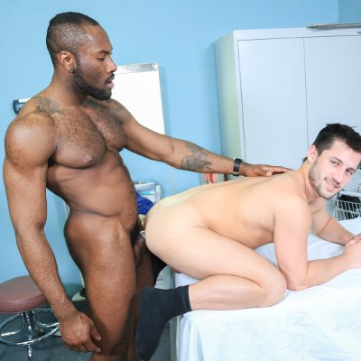 Gay corporal punishment
