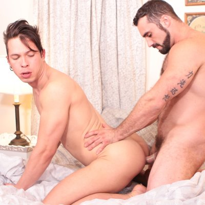 Jaxton Wheeler and Gabriel Alanzo - Icon Male photo gallery