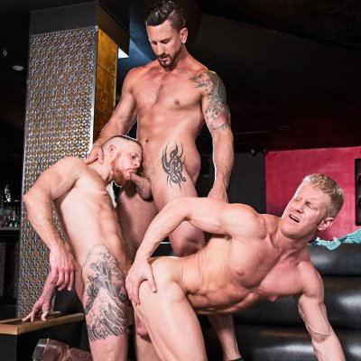 Dakota Rivers, Johnny V and Jack Vidra - Hot House photo gallery