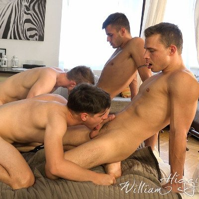 4-man party - William Higgins photo gallery