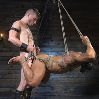 Sebastian Keys dominates Draven Navarro - Kink Men photo gallery