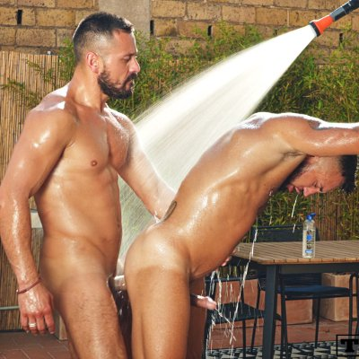 Cristian Sam pummels Jake Cook - Tim Tales photo gallery