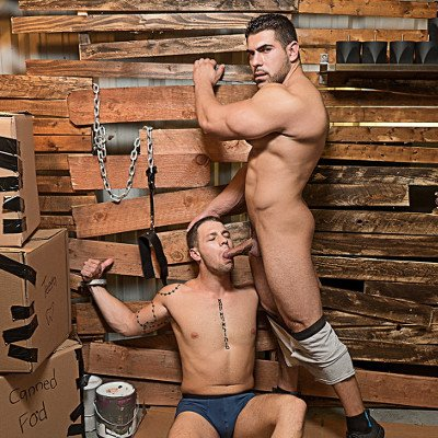 Damien Stone and Casey Kole - Raw - Bromo photo gallery