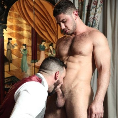 Enzo Rimenez and Dato Foland - Men at Play photo gallery