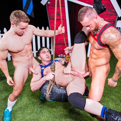 Jake Ashford, Michael Roman and Gabriel Cross - Hot House photo gallery