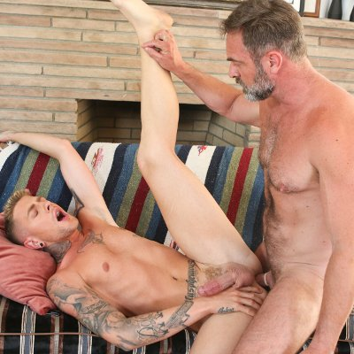 Kristofer Weston slams Danny Gunn - Icon Male photo gallery