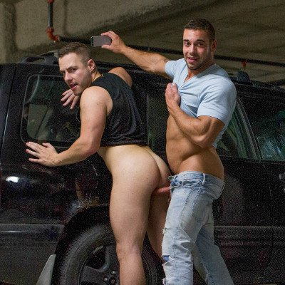 Tobias and Jack - Reality Dudes photo gallery