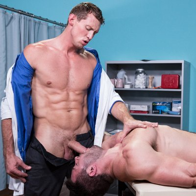 Derek Bolt and Pierce Paris flip fuck - Hot House photo gallery