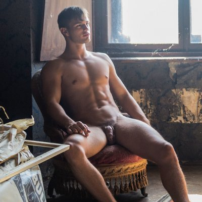 Hoyt Kogan shows off his beautiful body - Bel Ami Online photo gallery