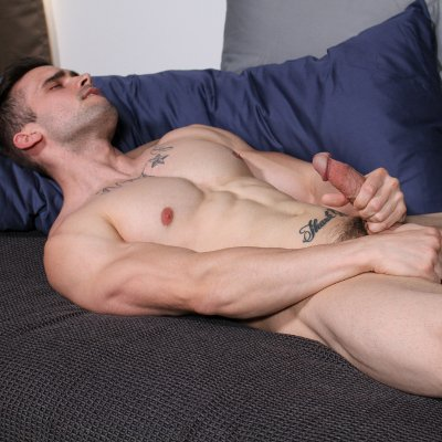 Mathias beats his meat - Active Duty photo gallery