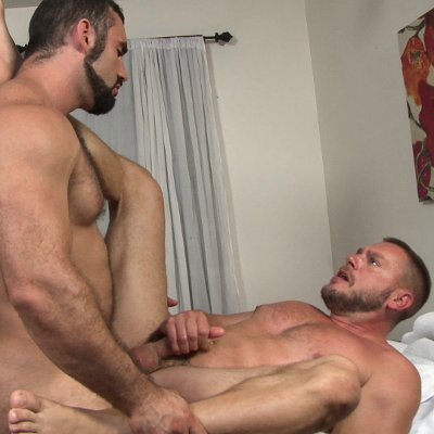 Jaxton Wheeler slams Hans Berlin - Icon Male photo gallery