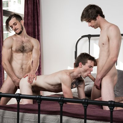 Chad, Scott and Donte - Raw - Next Door Studios photo gallery