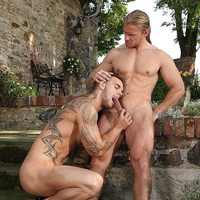 Ivo Kerk fucks Ondrej Oslava - Raw - Cocksure Men photo gallery