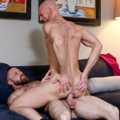 Mitch Vaughn gets fucked by Sergeant Miles - Icon Male photo gallery