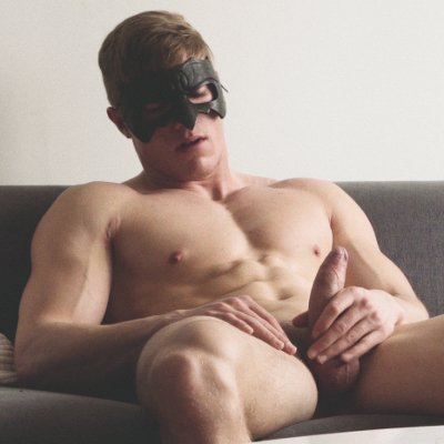 Larry McCormick whacks off - Maskurbate photo gallery