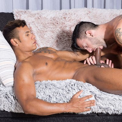 Carlos Leao pounds Andy Star - Raw - Fucker Mate photo gallery