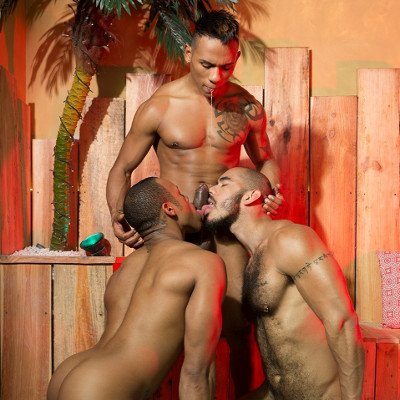 Carlos, Louis and Timarrie - Raw - Fucker Mate photo gallery