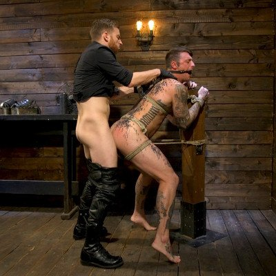 Sebastian Keys trains Dane Stewart - Kink Men photo gallery