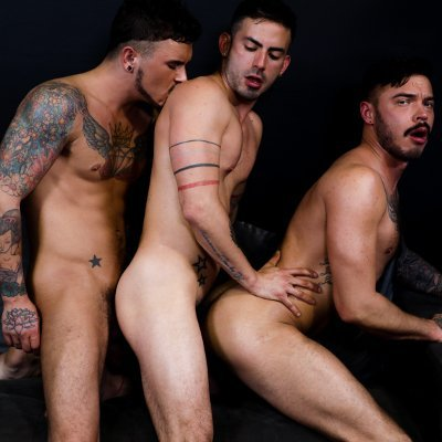 Seth, Cesar and Cris - Pride Studios photo gallery