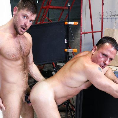 Tony Lazzari is fucked by Jack Andy - Pride Studios photo gallery