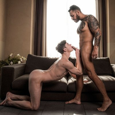 Viktor Rom fucks Ruslan Angelo - Raw - Lucas Entertainment photo gallery