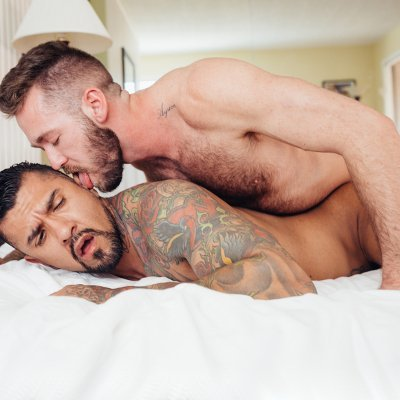 Boomer Banks and Ziggy Banks flip fuck - Raw - Cocky Boys photo gallery