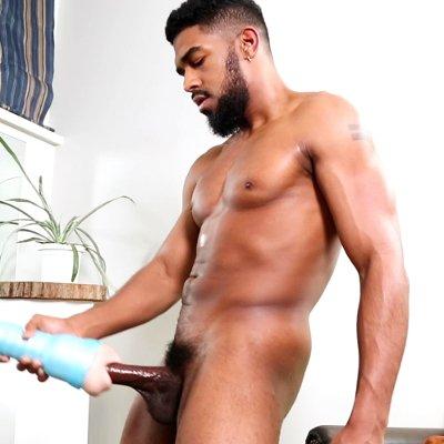 XL Gay Porn Zack en Miri maken een porno film