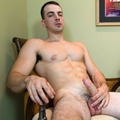 Alex James shoots his load - Active Duty photo gallery