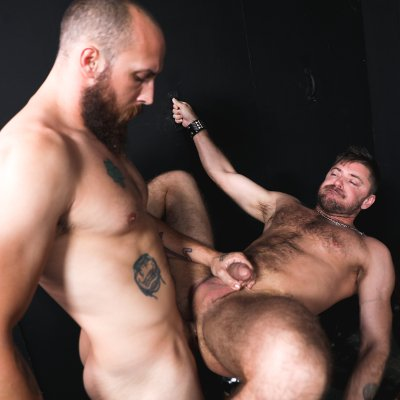 Dustin Steele and Jack Andy flip fuck - Pride Studios photo gallery