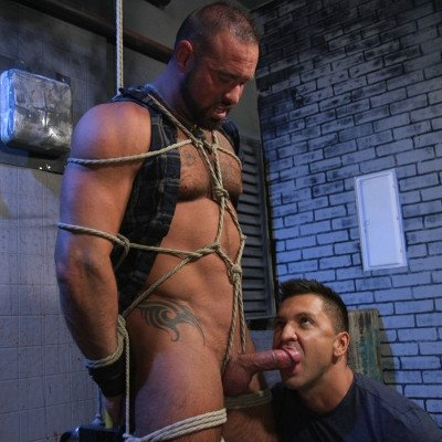 Michael Roman gets edged - Kink Men photo gallery