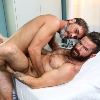 Brendan Patrick is pounded by Joe Parker - Pride Studios photo gallery